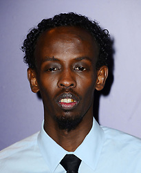 Barkhad Abdi attends EE British Academy Film Awards (BAFTAs) nominees party at Asprey London, London, United Kingdom. Saturday, 15th February 2014. Picture by Nils Jorgensen / i-Images