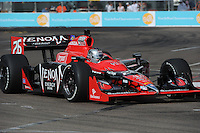 Marco Andretti, Honda Grand Prix of St. Petersburg, Streets of St. Petersburg, St. Petersburg, FL USA 3/27/2011