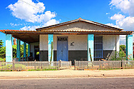 House in Playa Baracoa, Artemisa, Cuba.