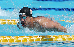 June 23, 2017 - Rome, Italy - Joeri Verlinden (NED) competes in Men's 100 m Butterlfy during the international swimming competition Trofeo Settecolli at Piscine del Foro Italico in Rome, Italy on June 23, 2017..Photo Matteo Ciambelli / NurPhoto  (Credit Image: © Matteo Ciambelli/NurPhoto via ZUMA Press)