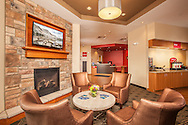 Front Desk and Lobby at the TownePlace Suites by Marriott Cheyenne