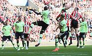 Sunderland v Newcastle United 211012
