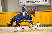 Lina Uzunhasan - Donna Ray<br />  Aachen Dressage Days 2018<br /> © DigiShots