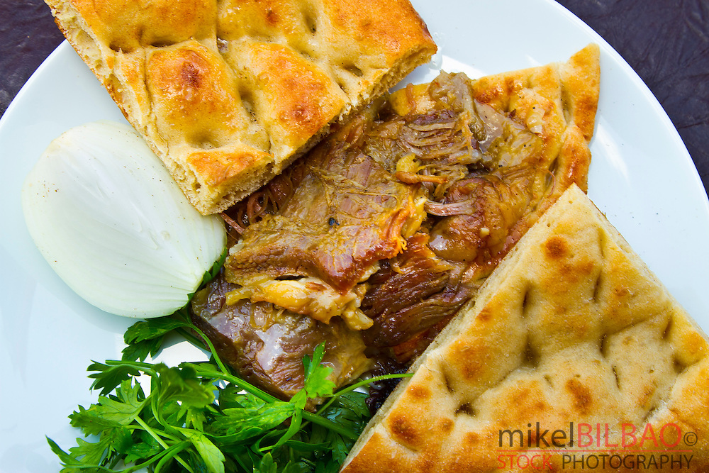 kebab.  Konya. Konya province. Turkey.