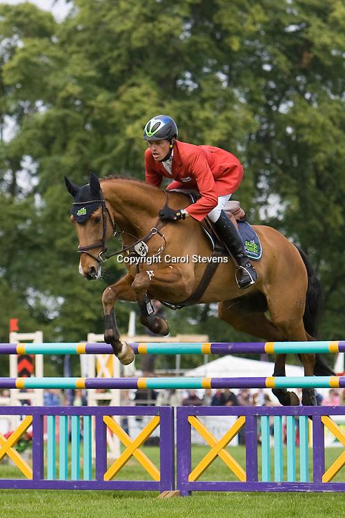 Kai Ruder  Bramham International Horse Trials 2011