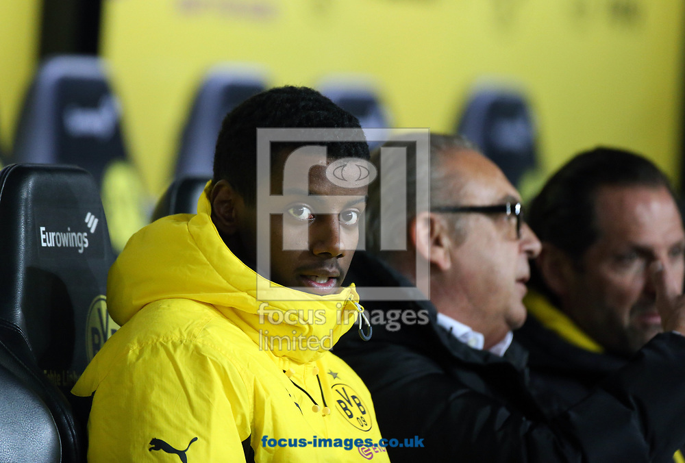 Alexander Isak of Borussia Dortmund during the Bundesliga match at Signal Iduna Park, Dortmund<br /> Picture by EXPA Pictures/Focus Images Ltd 07814482222<br /> 17/03/2017<br /> *** UK &amp; IRELAND ONLY ***<br /> EXPA-EIB-170318-0053.jpg
