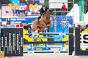 Pieter Clemens - Jalisco F<br /> FEI World Breeding Jumping Championships for Young Horses 2016<br /> © DigiShots