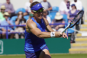 Stosur (AUS) Vs Linette (POL) Action at the Nature Valley International 2019 at Devonshire Park, Eastbourne, United Kingdom on 22 June 2019. Picture by Jonathan Dunville
