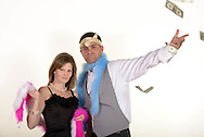 Don't throw your money away on a cheap photo booth! Unlike cheap photo booth rentals, our Mobile Photo Studio doesn't break down, it always works as promised, and you have a professional photographer and assistant on site to help your guests come up with awesome poses and to keep everything flowing smoothly!