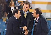 Ettore Messina, Dino Meneghin, Massimo Blasetti