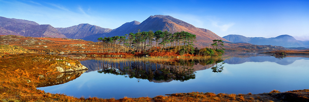 Photographer: Chris Hill, Derryclare Lake, Connemara, County Galway, lough