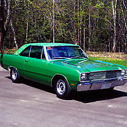 1969 Dodge Dart Swinger with Mod Top option