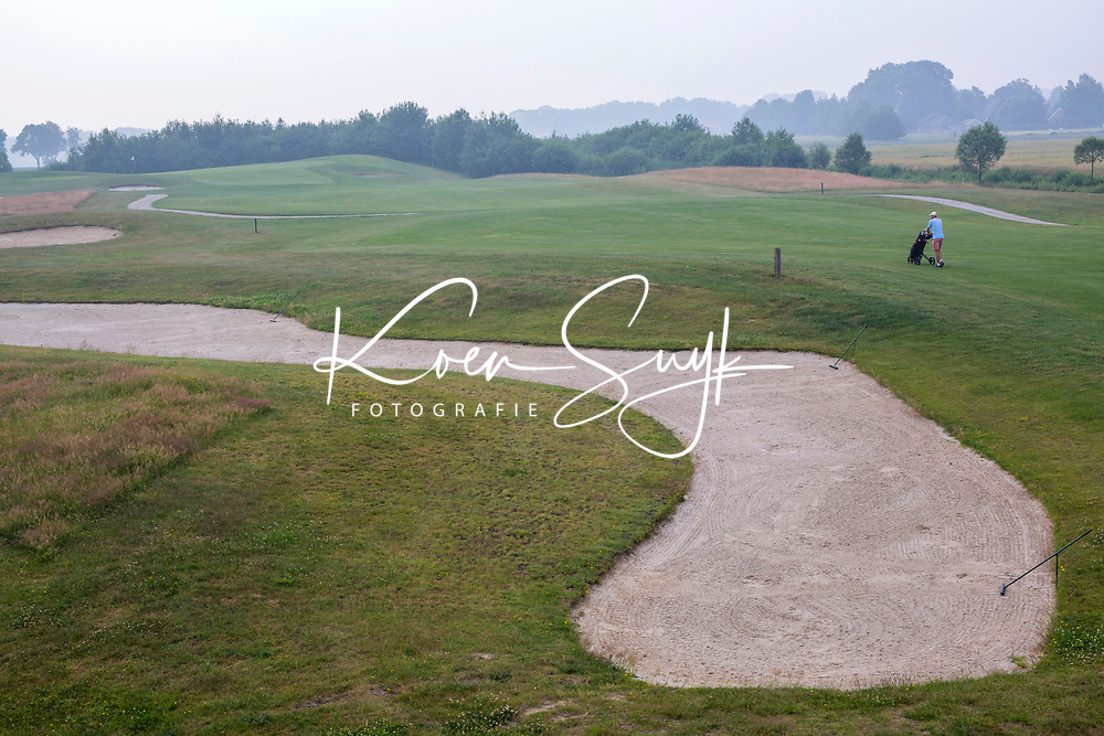ENSCHEDE - Hole Zuid 5. Golfbaan Rijk van Sybrook - COPYRIGHT KOEN SUYK