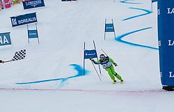 20.01.2018, Hahnenkamm, Kitzbühel, AUT, FIS Weltcup Ski Alpin, Kitzbuehel, Kitz Charity Trophy, im Bild Hans Knauss // Hans Knauss during the Kitz Charity Trophy of the FIS Ski Alpine World Cup at the Hahnenkamm in Kitzbühel, Austria on 2018/01/20. EXPA Pictures © 2018, PhotoCredit: EXPA/ Stefan Adelsberger