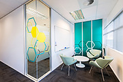Statistics office fitout, Christchurch. Commercial Architecture interior. New Zealand.