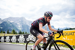 Alena Amialiusik (BLR) during Stage 9 of 2019 Giro Rosa Iccrea, a 125.5 km road race from Gemona to Chiusaforte, Italy on July 13, 2019. Photo by Sean Robinson/velofocus.com