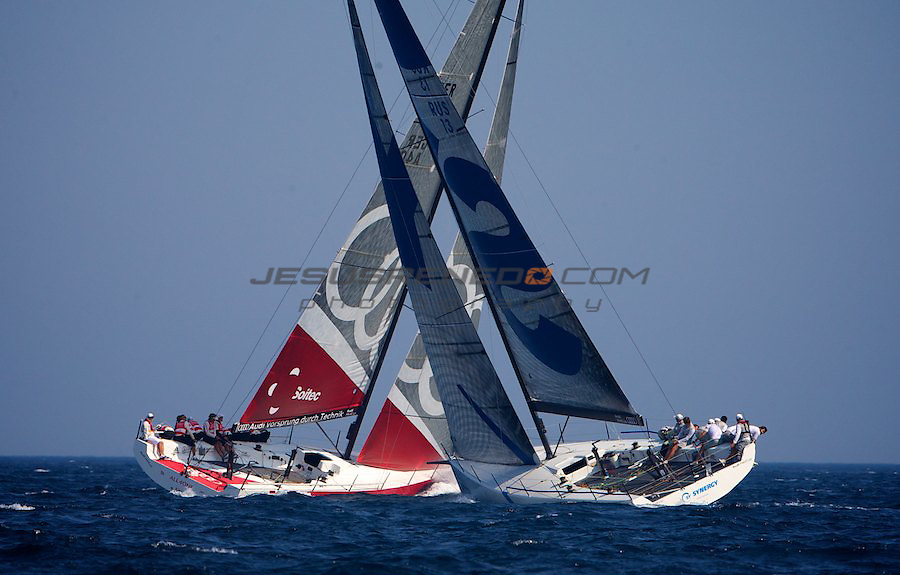 Audi Medcup circuit 2011,Marseille,second day of racing