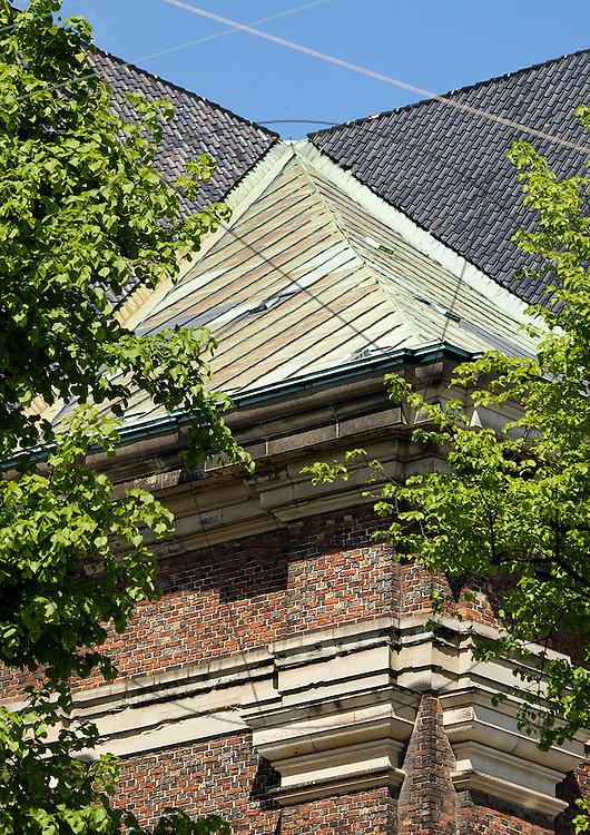 Vor Frelser Kirke, København, udskiftning af kobbertag