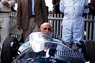 Stirling Moss  at Goodwood not Monaco