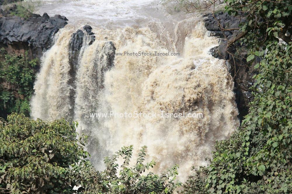 Ethiopia, Blue Nile Falls