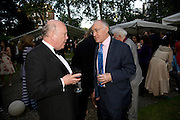 SIR JULIAN FELLOWES; MICHAEL HOWARD , Tatler Summer Party. The Hempel. Craven Hill Gdns. London. 25 June 2008 *** Local Caption *** -DO NOT ARCHIVE-© Copyright Photograph by Dafydd Jones. 248 Clapham Rd. London SW9 0PZ. Tel 0207 820 0771. www.dafjones.com.