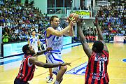 DESCRIZIONE : Sassari Lega A 2012-13 Dinamo Sassari Angelico Biella<br /> GIOCATORE : Michael Ignerski<br /> CATEGORIA : Tiro<br /> SQUADRA : Dinamo Sassari<br /> EVENTO : Campionato Lega A 2012-2013 <br /> GARA : Dinamo Sassari Angelico Biella<br /> DATA : 30/09/2012<br /> SPORT : Pallacanestro <br /> AUTORE : Agenzia Ciamillo-Castoria/M.Turrini<br /> Galleria : Lega Basket A 2012-2013  <br /> Fotonotizia : Sassari Lega A 2012-13 Dinamo Sassari Angelico Biella<br /> Predefinita :