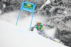 Thomas Fanara of France competes during 1st run of Men's GiantSlalom race of FIS Alpine Ski World Cup 57th Vitranc Cup 2018, on March 3, 2018 in Kranjska Gora, Slovenia. Photo by Ziga Zupan / Sportida