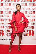 BRIT Awards 2018 Nominations Event - 13 Jan 2018