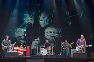 14.09.2014; London,UK: BRYAN ADAMS<br /> performs at the Invictus Games Closing Ceremony at the Queen Elizabeth Olympic Park, London<br /> The Invictus Games has been brought to a end with a five hour concert headlined by the Foo Fighters. <br /> The line-up also featured Kaiser Chiefs. Ellie Goulding, Bryan Adams, The Vamps, Rizzle Kicks, former Household Cavalry officer James Blunt<br /> 400+ wounded, injured and sick Servicemen and women from 13 Countries competed in four days of sport from 11-14 September 2014.<br /> Mandatory Credit Photo: &copy;Crown Copyright/NEWSPIX INTERNATIONAL<br /> <br /> **ALL FEES PAYABLE TO: &quot;NEWSPIX INTERNATIONAL&quot;**<br /> <br /> IMMEDIATE CONFIRMATION OF USAGE REQUIRED:<br /> Newspix International, 31 Chinnery Hill, Bishop's Stortford, ENGLAND CM23 3PS<br /> Tel:+441279 324672  ; Fax: +441279656877<br /> Mobile:  07775681153<br /> e-mail: info@newspixinternational.co.uk