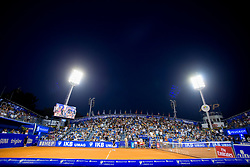 Final of singles at Plava Laguna Croatia Open Umag, on July 23, 2017 in Stadium Gorana Ivanisevica, Umag, Croatia. Photo by Urban Urbanc / Sportida