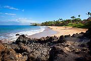Palauea Beach, Makena, Wailea, Maui, Hawaii