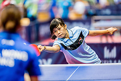 (INA) WIDYASARI Ana in action during 15th Slovenia Open - Thermana Lasko 2018 Table Tennis for the Disabled, on May 10, 2018 in Dvorana Tri Lilije, Lasko, Slovenia. Photo by Ziga Zupan / Sportida