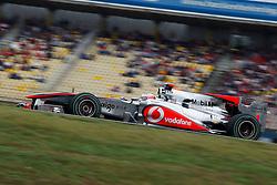 Motorsports / Formula 1: World Championship 2010, GP of Germany, 01 Jenson Button (GBR, Vodafone McLaren Mercedes),