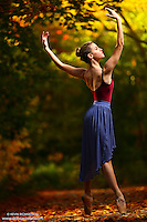 Dance As Art Central Park Fall Series with Ballerina Erin Dowd