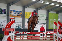 096, Fides Du Mas Garnier, Van Nerum Indy, BEL<br /> BWP hengstenkeuring - Meerdonk 2018<br /> © Hippo Foto - Dirk Caremans<br /> 17/03/2018