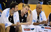 DESCRIZIONE : Lubiana Ljubliana Slovenia Eurobasket Men 2013 Preliminary Round Germania Gran Bretagna Germany Great Britain<br /> GIOCATORE : Team Germania Team Germany<br /> CATEGORIA : delusione delusion<br /> SQUADRA : Germania Germany<br /> EVENTO : Eurobasket Men 2013<br /> GARA : Germania Gran Bretagna Germany Great Britain<br /> DATA : 08/09/2013 <br /> SPORT : Pallacanestro <br /> AUTORE : Agenzia Ciamillo-Castoria/T.Wiedensohler<br /> Galleria : Eurobasket Men 2013<br /> Fotonotizia : Lubiana Ljubliana Slovenia Eurobasket Men 2013 Preliminary Round Germania Gran Bretagna Germany Great Britain<br /> Predefinita :