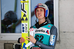 22.12.2013, Gross Titlis Schanze, Engelberg, SUI, FIS Ski Jumping, Engelberg, Herren, im Bild Gregor Schlierenzauer (AUT) // during mens FIS Ski Jumping world cup at the Gross Titlis Schanze in Engelberg, Switzerland on 2013/12/22. EXPA Pictures © 2013, PhotoCredit: EXPA/ Eibner-Pressefoto/ Socher<br /> <br /> *****ATTENTION - OUT of GER*****