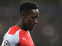 Arsenal's Danny Welbeck - Photo mandatory by-line: Dougie Allward/JMP - Mobile: 07966 386802 - 22/10/2014 - SPORT - Football - Anderlecht - Constant Vanden Stockstadion - R.S.C. Anderlecht v Arsenal - UEFA Champions League - Group D
