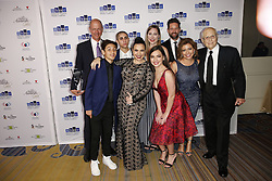 BEVERLY HILLS, CA - FEBRUARY 24: One Day at a TIme cast attend The National Hispanic Media Coalition's 20th Annual Impact Awards Gala at the Beverly Wilshire Four Seasons Hotel on February 24, 2017. Byline, credit, TV usage, web usage or linkback must read SILVEXPHOTO.COM. Failure to byline correctly will incur double the agreed fee. Tel: +1 714 504 6870.