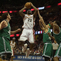 3.24.06 Boston Celtics at Cleveland Cavaliers