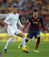 Fussball Primera Division 2013/14: FC Barcelona - Real Madrid