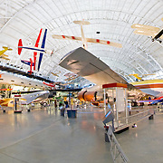 Smithsonian Air and Space Museum at the Udvar-Hazy facility at Chantilly, Virginia.