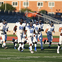 Football: Wheaton College (Illinois) Thunder vs. Millikin University Big Blue