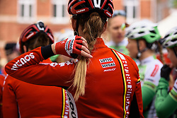 Jessie Daams (Lotto Soudal) - Pajot Hills Classic 2016, a 122km road race starting and finishing in Gooik, on March 30th, 2016 in Vlaams Brabant, Belgium.
