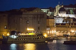 10.03.2016, Dubrovnik, CRO, Star Wars: Episode VIII, Drehort Dubrovnik, im Bild die Sea Star, Teil der Star Wars-Szene ist bei der Hafen einfahrt. // The ship Sea Star, which is also part of the Star Wars scene today sailed into the harbor at Dubrovnik, Croatia on 2016/03/10. EXPA Pictures © 2016, PhotoCredit: EXPA/ Pixsell/ Grgo Jelavic<br /> <br /> *****ATTENTION - for AUT, SLO, SUI, SWE, ITA, FRA only*****