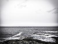 Norskehavets horisont / Norwegian Sea Horizon.<br /> Foto: Svein Ove Ekornesvåg