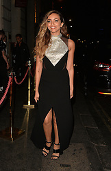 Jade Thirlwall attends the Little Mix 'Black Magic' party at Steam & Rye in London, UK. 20/07/2015<br />
