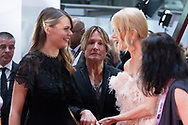 Lucia Hawley, Nicole Kidman and Keith Urban at The 2018 ARIA Awards at The Star in Sydney, Australia