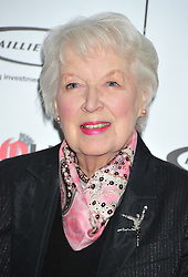 © Licensed to London News Pictures. 07/02/2012.  England. June Whitfield attends the Oldies of the year Awards at Simpsons hotel in the Strand London Photo credit : ALAN ROXBOROUGH/LNP