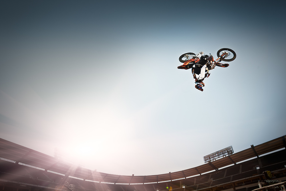 USFMX Supercross Freestyle